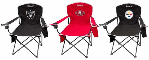 NFL Tailgate Chairs photo