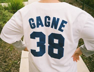 Gagne Jersey